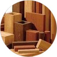 목재의 종류와 특징